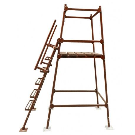 Escalier pour mirador 1.50M