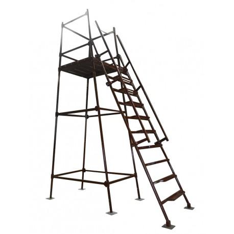 Escalier pour mirador 3.00M
